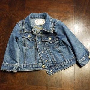 12-18 month jean jacket